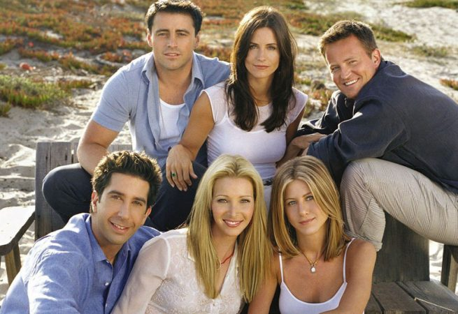 They'll be there for you again, but where's 'Friends'?