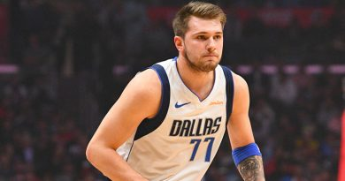 Doncic in midst of historic season for Mavs
