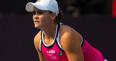 Barty looks to win one for Australia at Melbourne