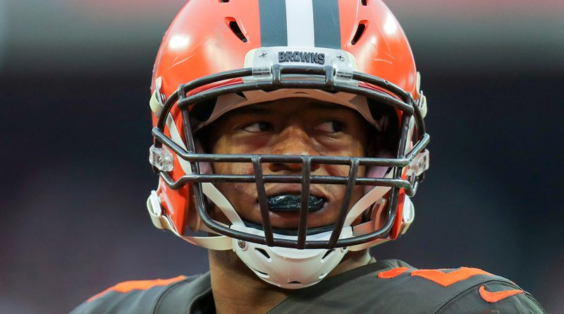 Pro Bowler Chubb a silver lining in a dark Browns season