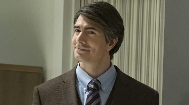 Brandon Routh helps end 'Crisis on Infinite Earths'