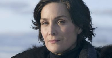 'Wisting' – Why Carrie-Anne Moss loved Norway
