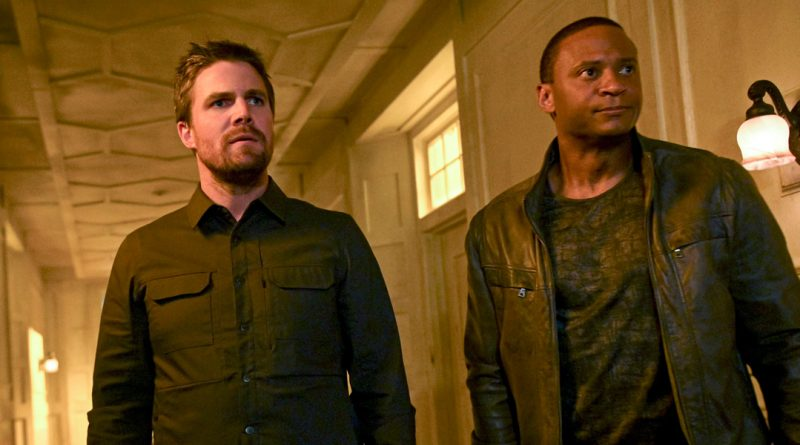 'Arrow' takes its last shot as CW series ends its run