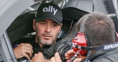 Jimmie Johnson looks to the future as he begins his final full season in NASCAR
