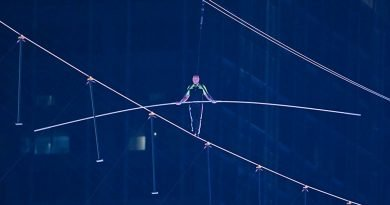 It's Nik versus the volcano in ABC's 'Volcano Live! With Nik Wallenda'