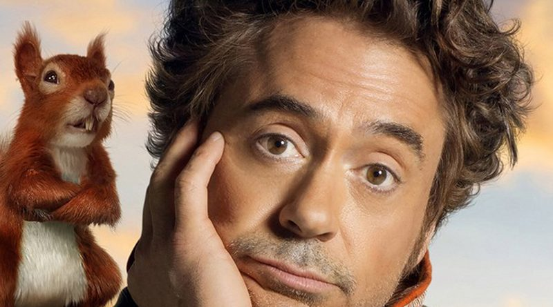 Robert Downey Jr. isn't able to doctor 'Dolittle'