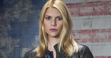 Claire Danes takes 'Homeland' into its final stretch