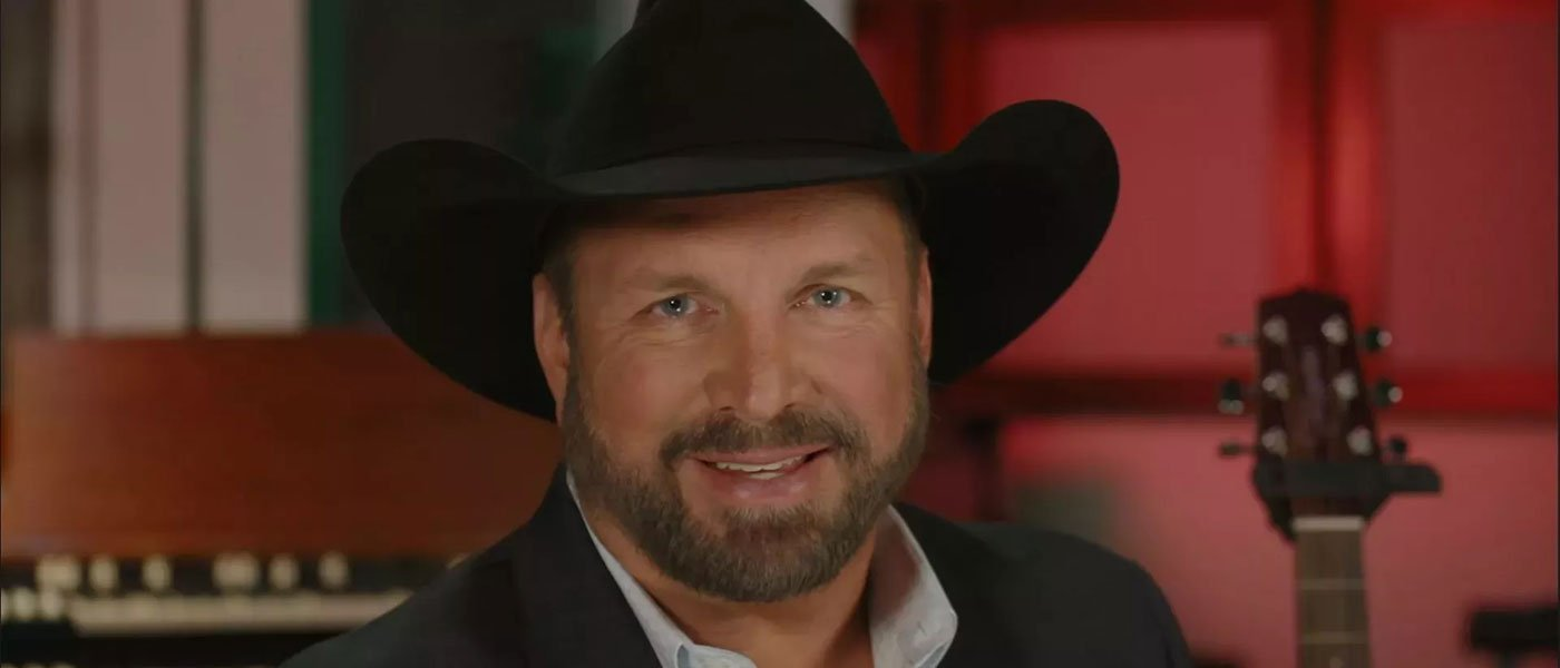 Garth Brooks honored with the Gershwin Prize in PBS special