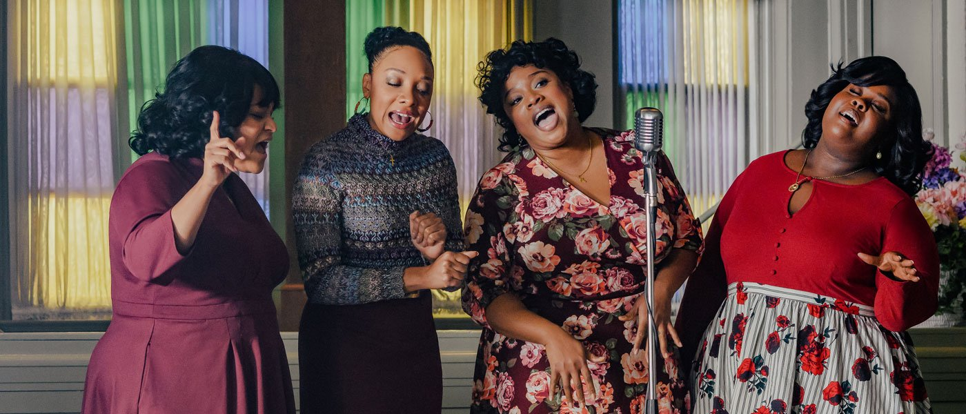 Lifetime raises the rafters with 'The Clark Sisters: First Ladies of Gospel'