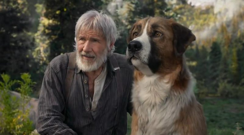 Harrison Ford answers 'The Call of the Wild'
