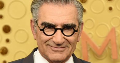Eugene Levy bids farewell to 'Schitt's Creek'