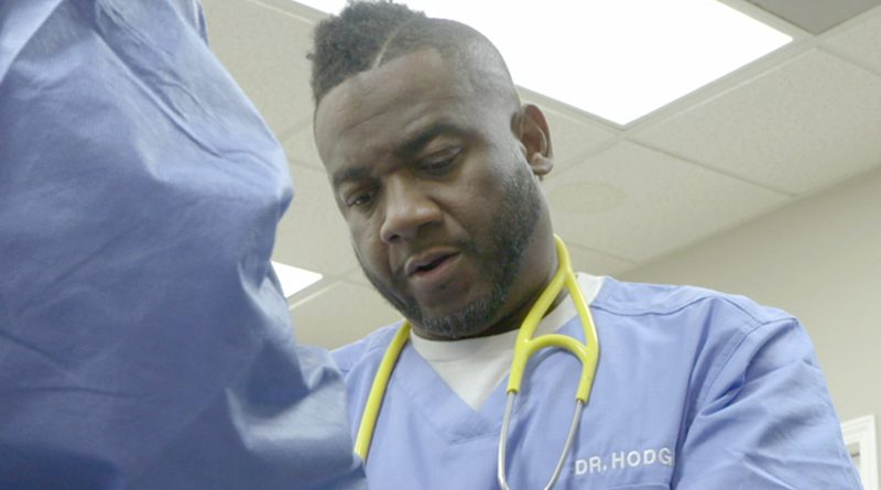 Dr. Vernard Hodges of 'Critter Fixers' tries to figure it out