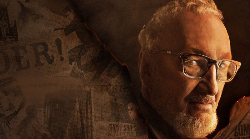 Robert Englund is your guide for tales of 'True Terror'