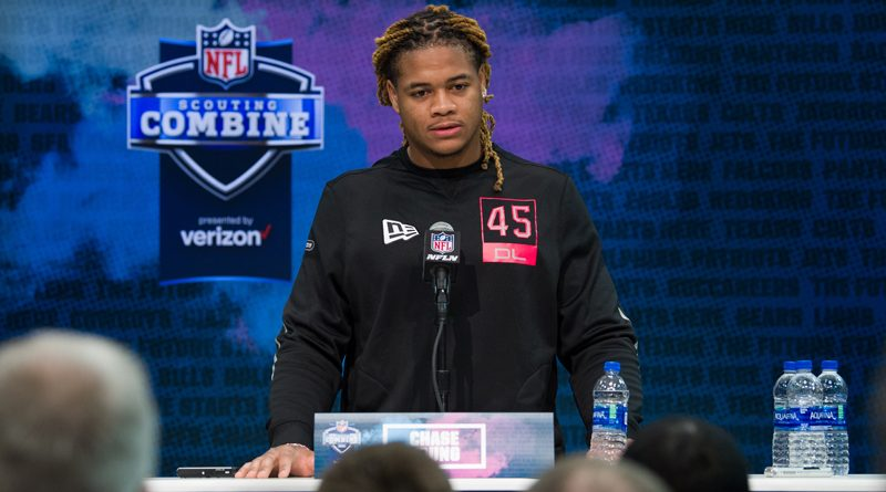 Defensive stalwart Young looks to go early in 2020 NFL Draft