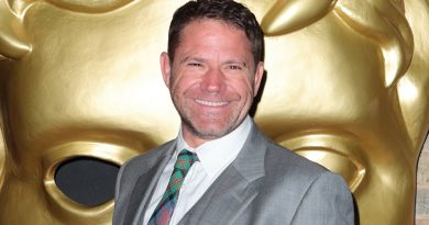 Rare is the 'Expedition' that stops Steve Backshall