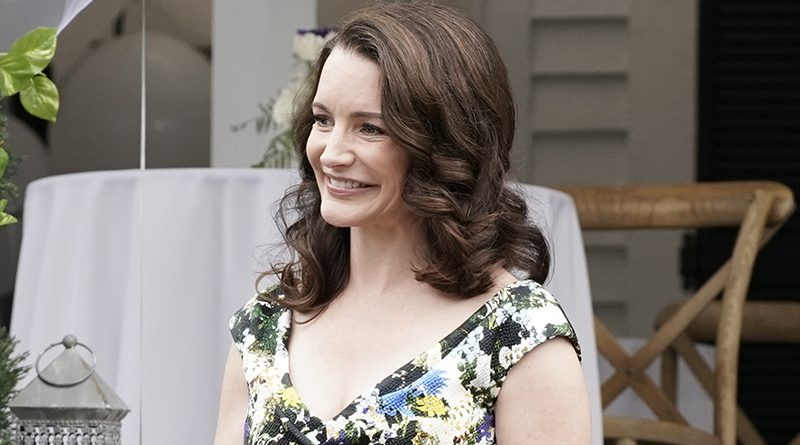'Labor of Love' taps into Kristin Davis' maternal instinct