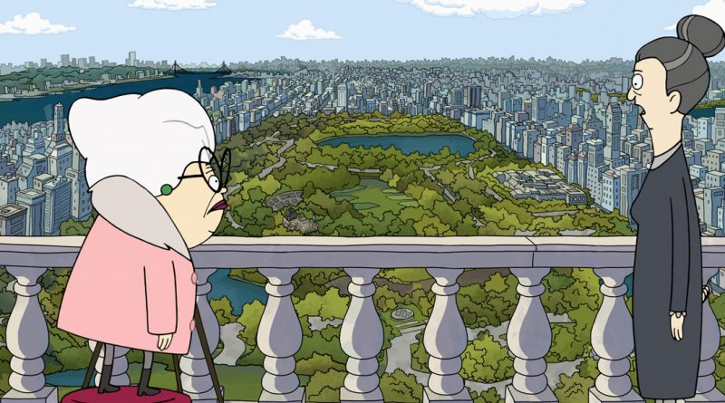 Park dwellers say it with song in Apple TV's animated 'Central Park'