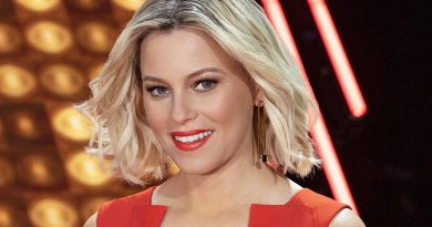 'Luck' continues to shine on Elizabeth Banks