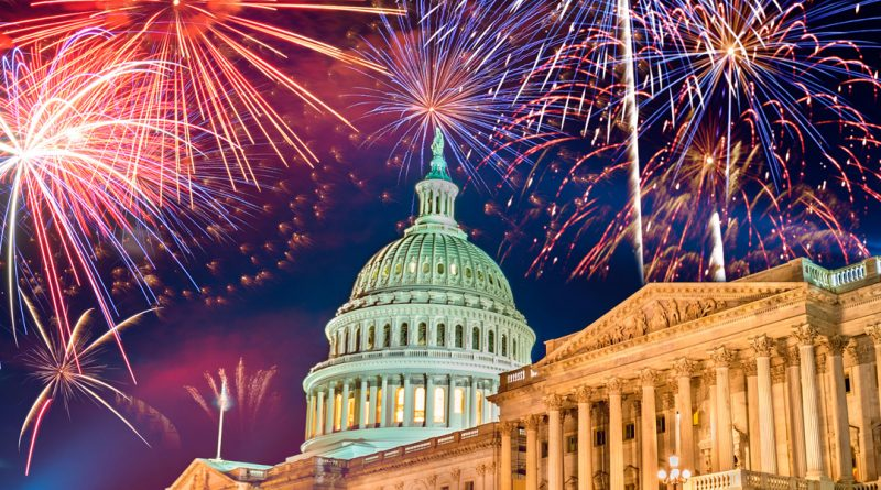 TV keeps July 4th as traditional as possible