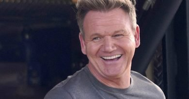 Gordon Ramsay – Pandemic forced him to slow down