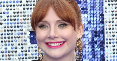 'Dads' – Bryce Dallas Howard on the father figures in her life