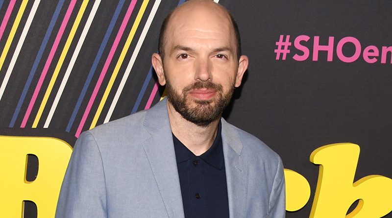 Paul Scheer keeps his aim on Wall Street in 'Black Monday'