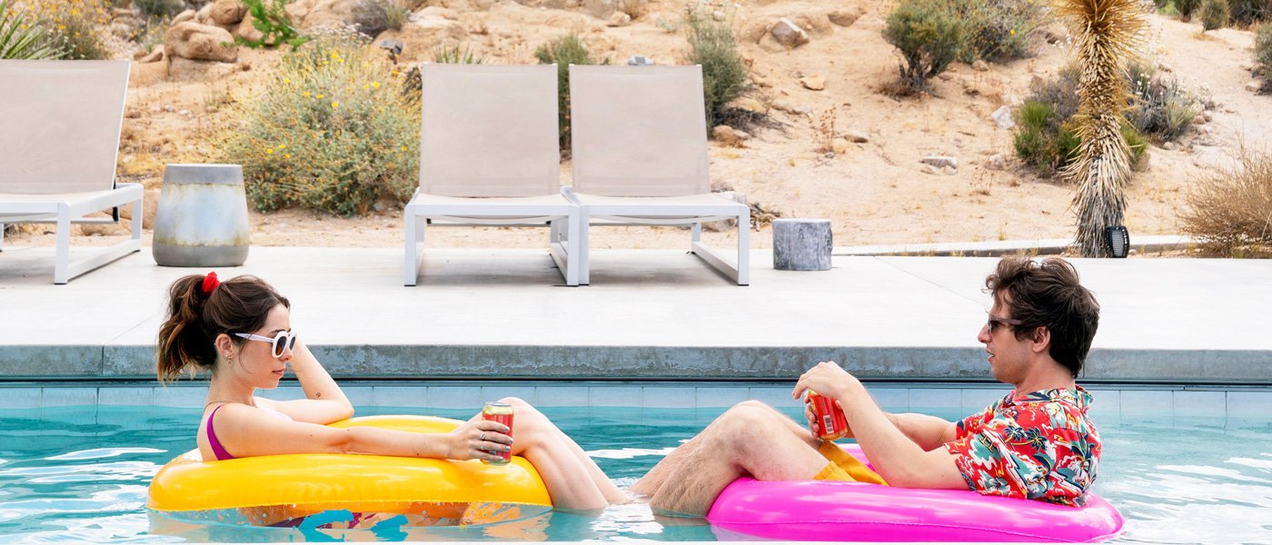 'Palm Springs' is less than heavenly for Cristin Milioti on Hulu