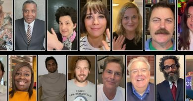 The cast of '30 Rock' rolls out 2020-21 NBC lineup