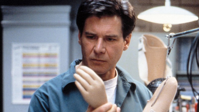 Harrison Ford still keeps 'The Fugitive' running