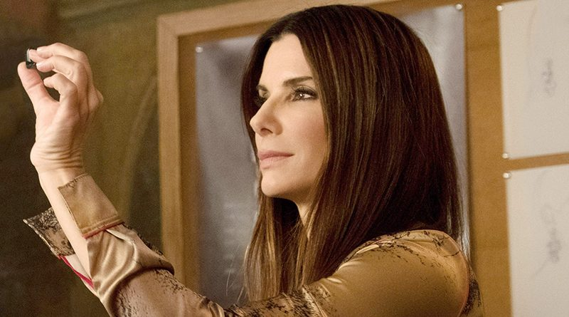 Sandra Bullock leads the female crooks of 'Ocean's 8'