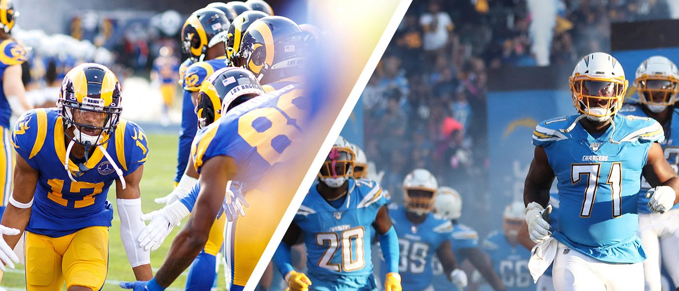 It's a Rams/Chargers two-fer on HBO's 'Hard Knocks: Los Angeles'