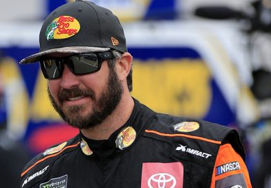 Truex, Cup series make debut at Daytona road course