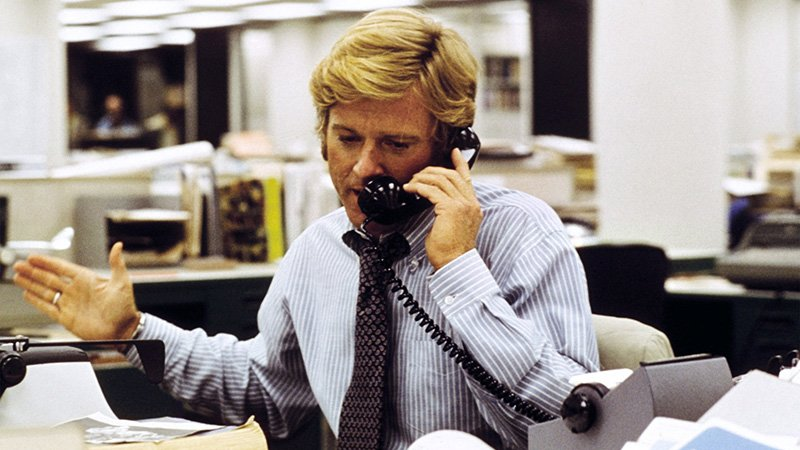 'All the President's Men' keeps Watergate alive