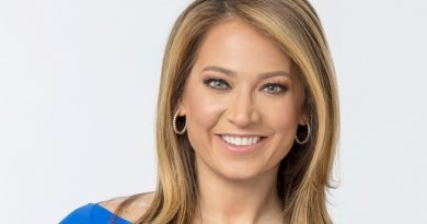 Ginger Zee continues to bid 'Good Morning America' from home
