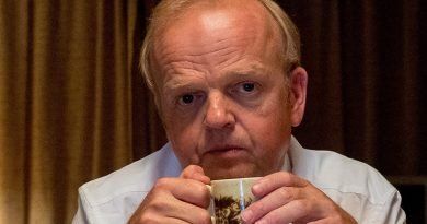 Why Toby Jones loved driving the coach for 'Don't Forget the Driver'