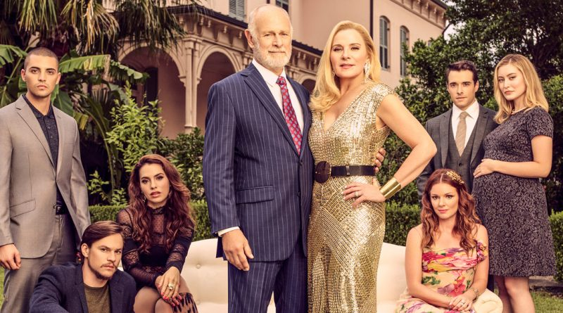 The 'Filthy Rich' have their troubles in new Fox series