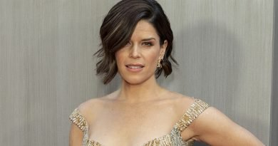 'Clouds' hover over Neve Campbell's latest project