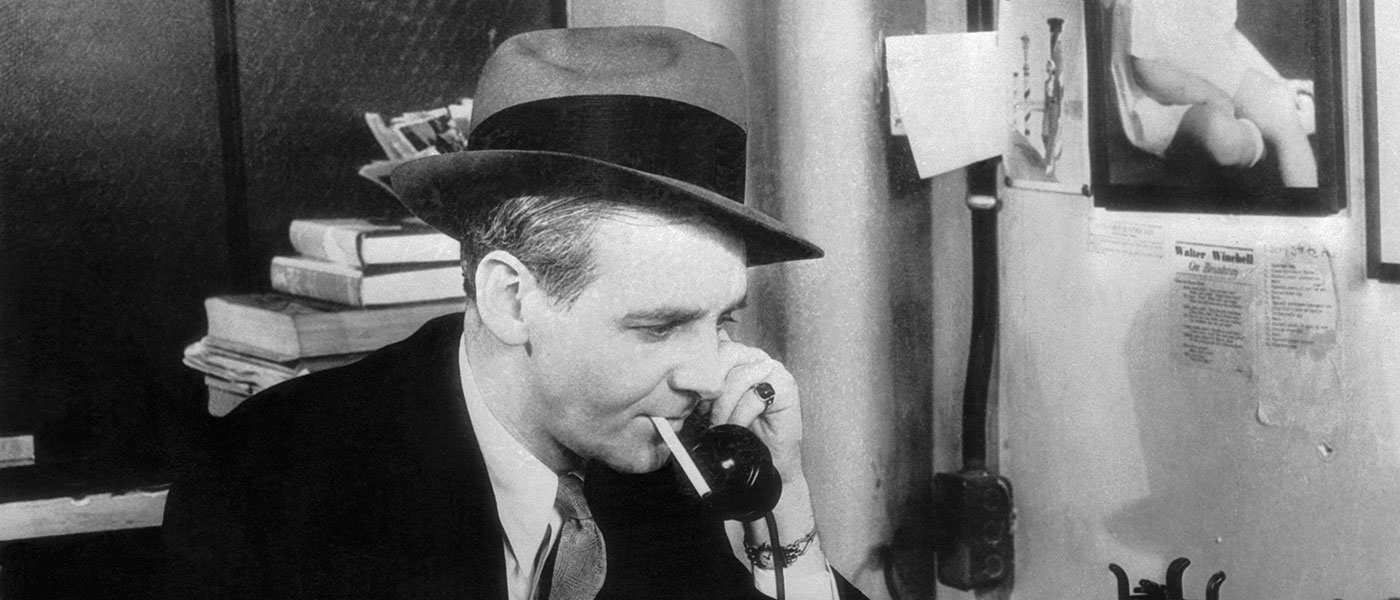 'American Masters' recalls the power of columnist Walter Winchell