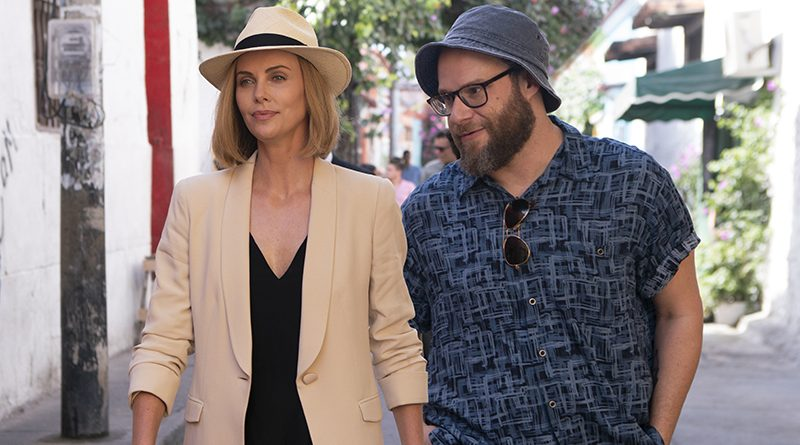Rogen and Theron take a 'Long Shot'
