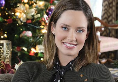 Merritt Patterson has a 'Chateau Christmas'