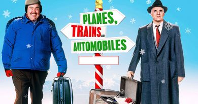 Giving thanks for 'Planes, Trains and Automobiles'