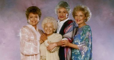 'The Golden Girls' -- Thank you for being a friend for 35 years