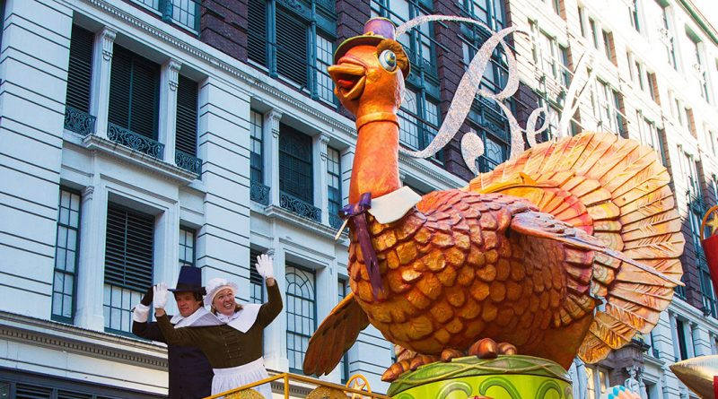 A pandemic won't stop the Macy's Thanksgiving Day Parade