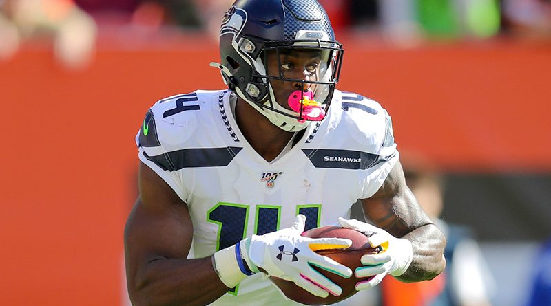 Metcalf emerges as deep threat in Seattle