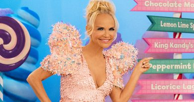 Kristin Chenoweth takes up residence in 'Candy Land'
