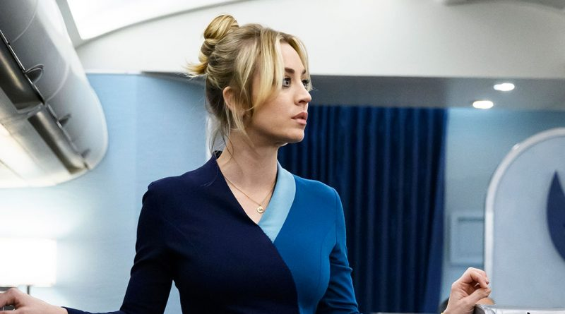 Kaley Cuoco is 'The Flight Attendant' in HBO Max melodrama