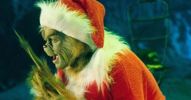 'The Grinch' -- Nice for fans but he's still on Santa's naughty list