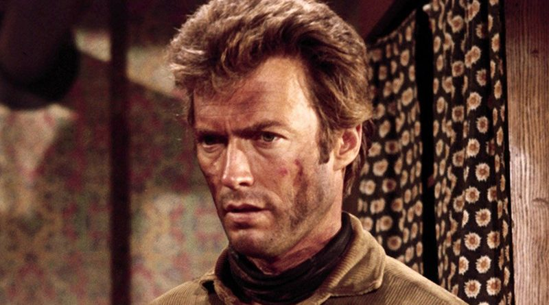 Clint Eastwood shows his Western stuff in 'Hang 'Em High'