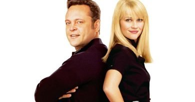 Vince Vaughn and Reese Witherspoon celebrate 'Four Christmases'