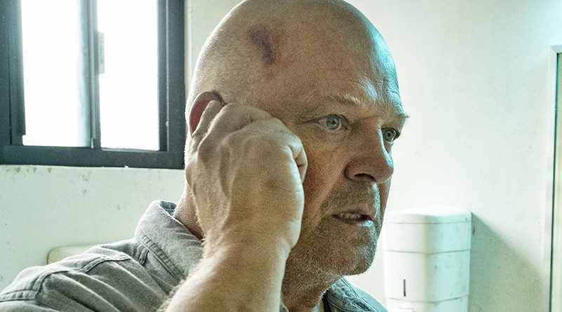 'Coyote' – Michael Chiklis on his 'odyssey' filming in Mexico